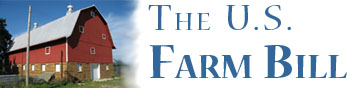 US Farm Bill logo