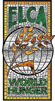 ELCA World Hunger logo