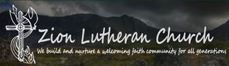Zion Lutheran Church Loveland banner - new