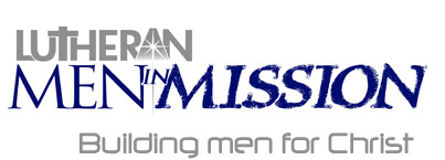 Lutheran Men in Mission logo