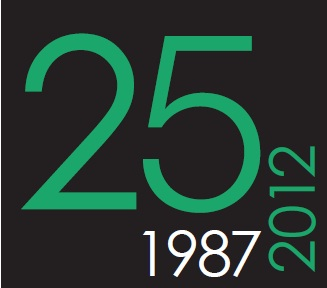 Urban Servant Corps 25th Anniversary logo