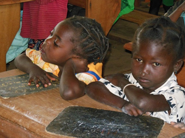 Children of the Central African Republic