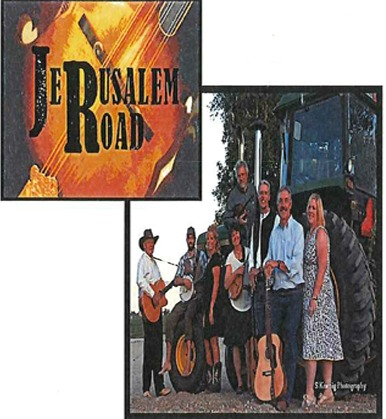 Jerusalem Road band image