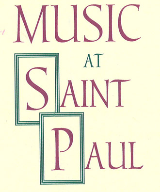 Music at Saint Paul Denver logo