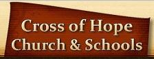 Cross of Hope Lutheran Church Albuquerque banner