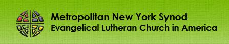 Metro New York Synod logo