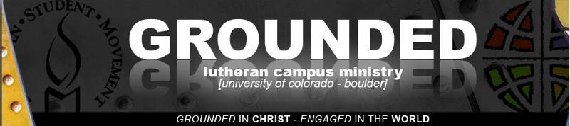 Colorado University Campus Ministry logo