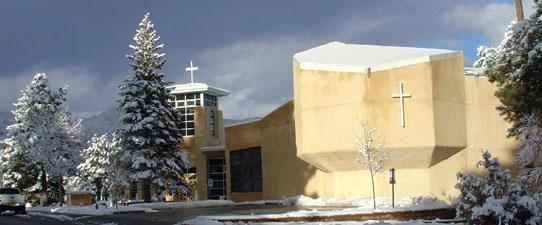 Bethlehem Lutheran Church - Los Alamos