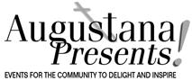 Augustana Presents! logo