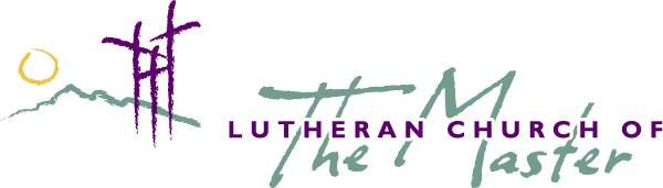 Lutheran Church of the Master logo