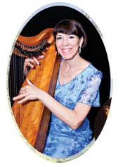 Karin Gunderson - Harpist