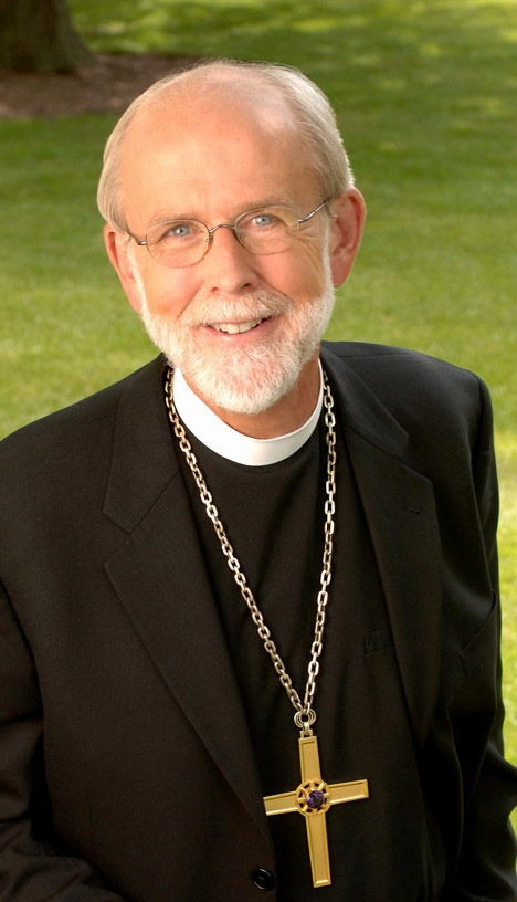 Presiding Bishop Mark Hanson photo
