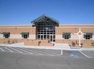 Peace Lutheran Church - El Paso
