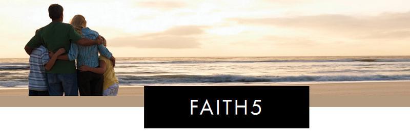 Faith5 Workshops logo