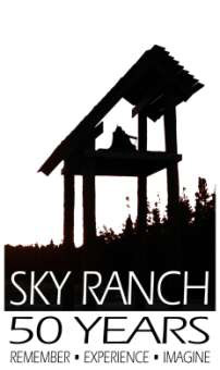 Sky Ranch 50th Anniversary logo