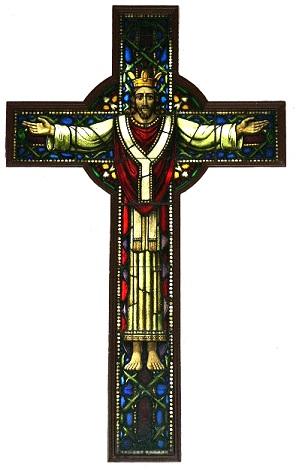 Elim Evangelical Lutheran Church cross