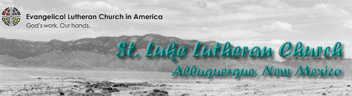 St Luke Lutheran Church in Albuquerque