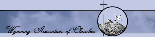 Wyoming Association of Churches logo