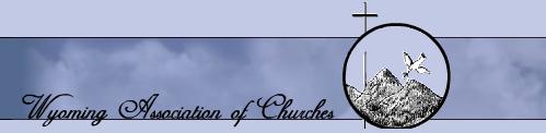 Wyoming Association of Churches logo