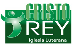 Iglesia Luterana Cristo Rey new logo