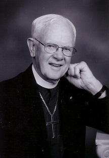 former presiding bishop Herb Chilstrom