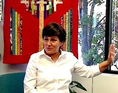 Pastor Liliana Stahlberg