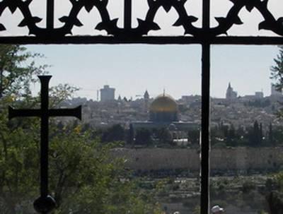 2012 Holy Land Pilgrimage