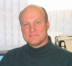 Pastor Ron Bockhaus photo
