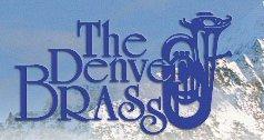 The Denver Brass logo