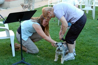 Elim Lutheran Church Blessing of the Animals 2012