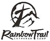 Rainbow Trail Lutheran Camp b/w logo