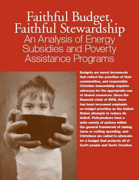 Faith Budget bookcover image