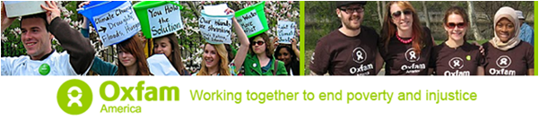 Bay Area Oxfam Action Corps