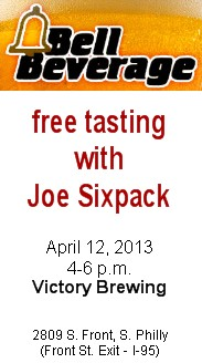 Free Beer Tasting with Joe Sixpack