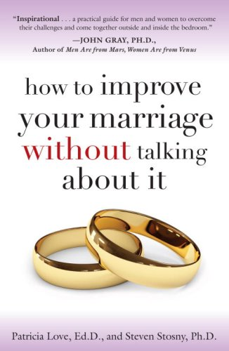 How to Improve Your Relationship Without Talking About It Book Cover