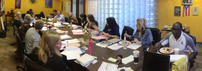 Detroit URC Board