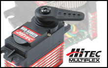 HITEC Brushless Servos