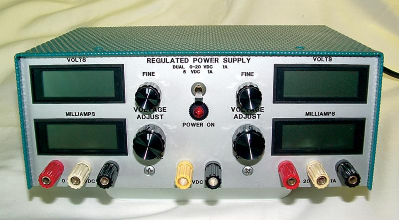 Build This Test Bench Power Supply