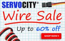 ServoCity 60% Off