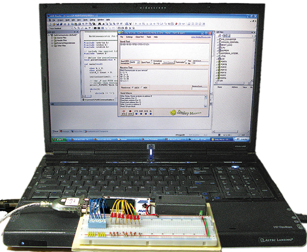 Smiley's Workshop - AVR C Programming