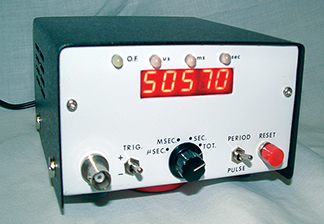Wide Range Period Counter