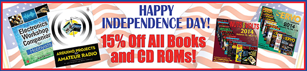 15% Off All Books And CDs