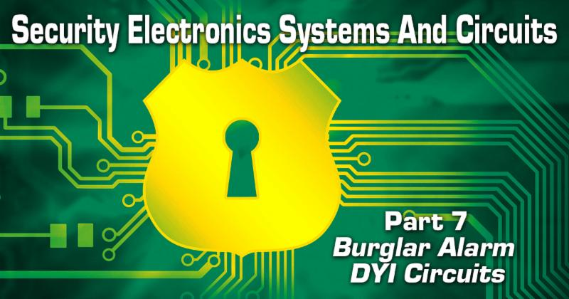 Security Electronics Systems And Circuits