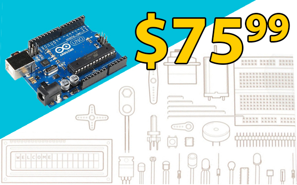 Electronix Express Arduino Starter Kit