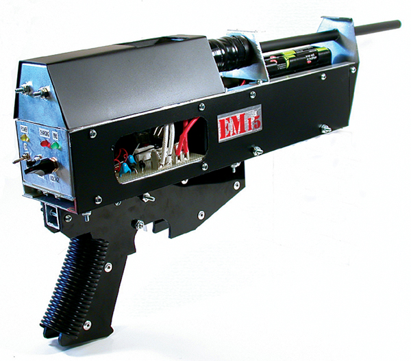 ElectromagneticCoil Gun