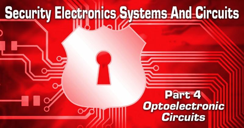 Optoelectronic Security Circuits