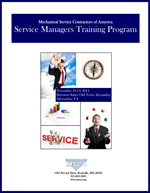 Service Managers Training Program