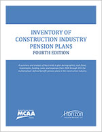 Inventory of Construction Industry Pension Plans