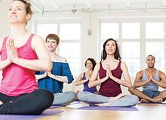 Yoga at CHA