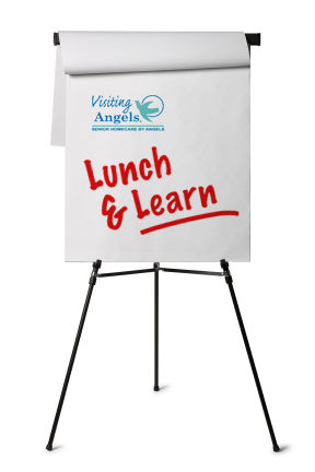 Lunch and Learn Flip Chart